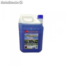Anticongelante mannol 50% g12 plus orgánico 5l, color azul