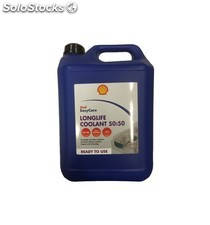anticongelante shell longlife coolant 50:50, violeta
