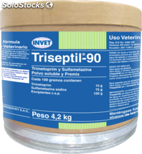 Antimicrobiano Triseptil-90