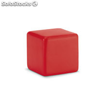 Antistress 'cubo' MO7659-05, rosso