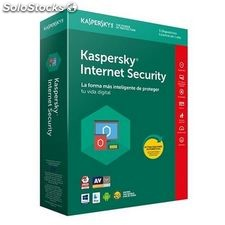 Antivirus Hogar Kaspersky Internet Security 2018 KL1941S5EFS-8 5L/1A...