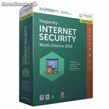 Antivirus kaspersky internet security multi device 2016 -