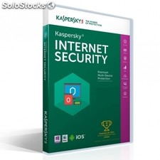 Antivirus kaspersky internet security multi device 2016 - 2 licencias - valido