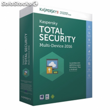 Antivirus kaspersky total security multi-device 2016 - 3