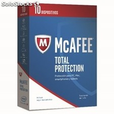 Antivirus mcafee total protection 2017 10