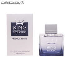 Antonio Banderas - king of seduction edt vaporizador 100 ml