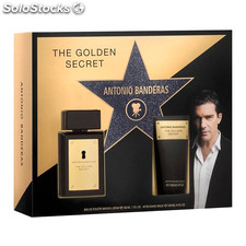 Antonio Banderas - Pack colonia The Golden Secret y after shave