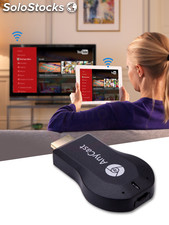 Anycast M2 Plus HD 1080P Airplay Wifi pantalla TV Dongle