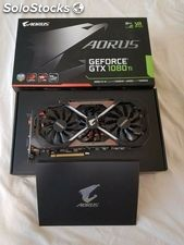 Aorus GeForce gtx 1080 Ti 11 GB Neu