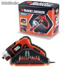 Aparafusadora Black&Decker 3,6v AS36-LN