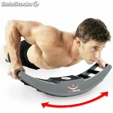 Aparato de Gimnasia Body Rocker Incluye Manual de uso y DVD