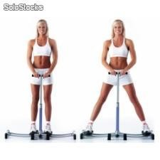 Aparato para abdominales Leg Magic Pulse