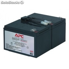 Apc - replacable battery Sealed Lead Acid (vrla) batería recargable - 176