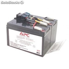 APC - Replacement Battery Cartridge 48 Sealed Lead Acid (VRLA) batería