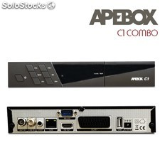 Apebox C1 combo hd receptor satelite