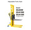 Apilador manual Stacker