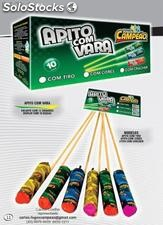 Apito com Vara - Fogos Campeão