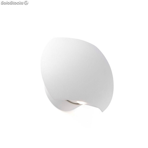 Aplique de pared blanco Swing led cob 6W 3000K 160Lm