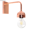 Aplique de pared Hamilton copper