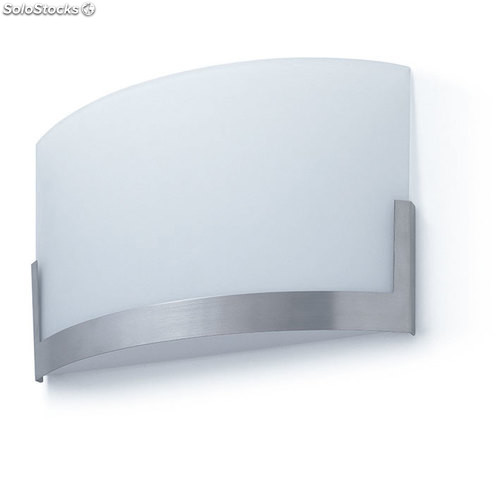 Aplique pared níquel satinado Circus LED 24W 4000K 1800Lm