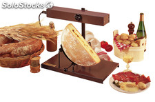 Appareil a raclette 1/2 fromage