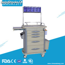 Appareils médicaux Luxury Medical Utility Trolley