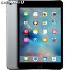 Apple - 128GB Wi-Fi + 4G 128GB 3G 4G Gris tablet