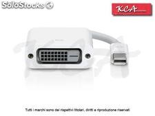 Apple adattatore Mini Displayport-dvi mb570z/a originale