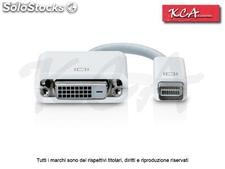 Apple adattatore Mini dvi-dvi m9321g/a Originale