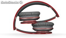 Apple Beats by Dr. Dre Solo HD Red