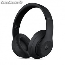 Apple - beats STUDIO3 wireless over-earcons matt black in