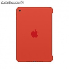 Apple - Funda Silicone Case para el iPad mini 4 - Naranja
