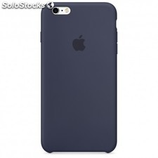 Apple - Funda Silicone Case para el iPhone 6s - Azul noche