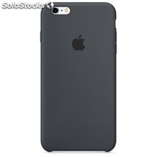 Apple - Funda Silicone Case para el iPhone 6s - Gris carbón