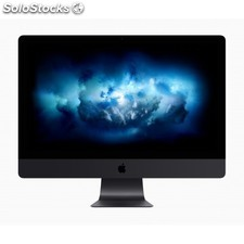 """Apple - iMac Pro 3.2GHz 27"""""""" 5120 x 2880Pixeles Gris All-in-One workstation"""