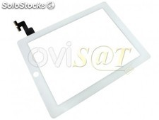 Apple iPad 2 Wifi, Wifi + 3G pantalla digitalizadora blanca, ventana tactil