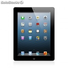 Apple ipad FD524B / a negro- restaurado