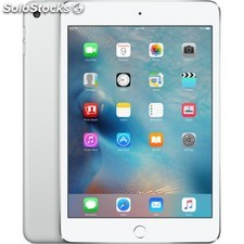 Apple - iPad mini 4 32GB 3G 4G Plata