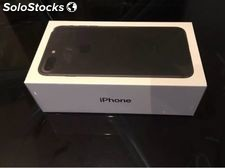 Apple iPhon 7 Plus 256GB - Preto