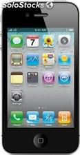 Apple iPhone 4 8, 16, 32, GB Smartphone Libre (Reacondicionado Certificado A)