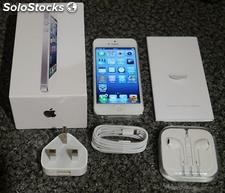 .Apple iPhone 5 64gb desbloqueado telefone celular 100% novo.
