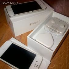 Apple Iphone 5 64gb Smartphone white & Black