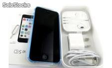 Apple iPhone 5c 16gb Blue Factory unlocked At low price