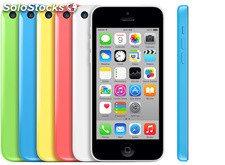 Apple iPhone 5c 8, 16, 32 GB Smartphone Libre (Reacondicionado Certificado A)