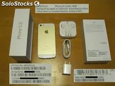 Apple iPhone 5s (modelo mais recente) - 32GB - ouro (desbloqueado) Smartphone