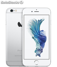 Apple iPhone 6s 128GB 4G Plata