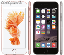 Apple iPhone 6s 16, 64, 128 GB Smartphone Libre (Reacondicionado Certificado A)