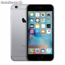 Apple iphone 6s 16gb gris espacial - mkqj2ql/a