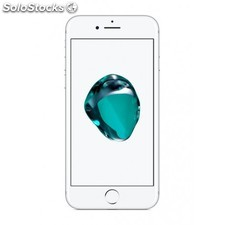 Apple - iPhone 7 sim única 4G 32GB Plata - 21719967