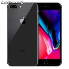 Apple - iPhone 8 Plus sim única 4G 64GB Gris